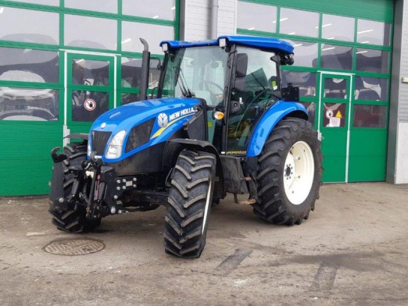 Traktor des Typs New Holland TD 5.95, Gebrauchtmaschine in Tamsweg (Bild 1)