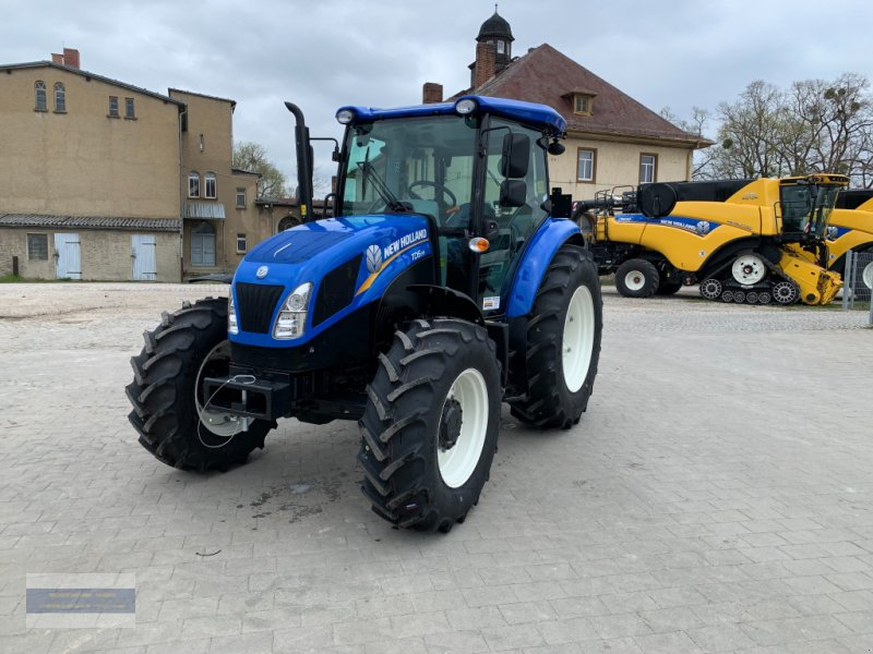 Traktor des Typs New Holland TD 5.95, Neumaschine in Bad Köstritz (Bild 1)