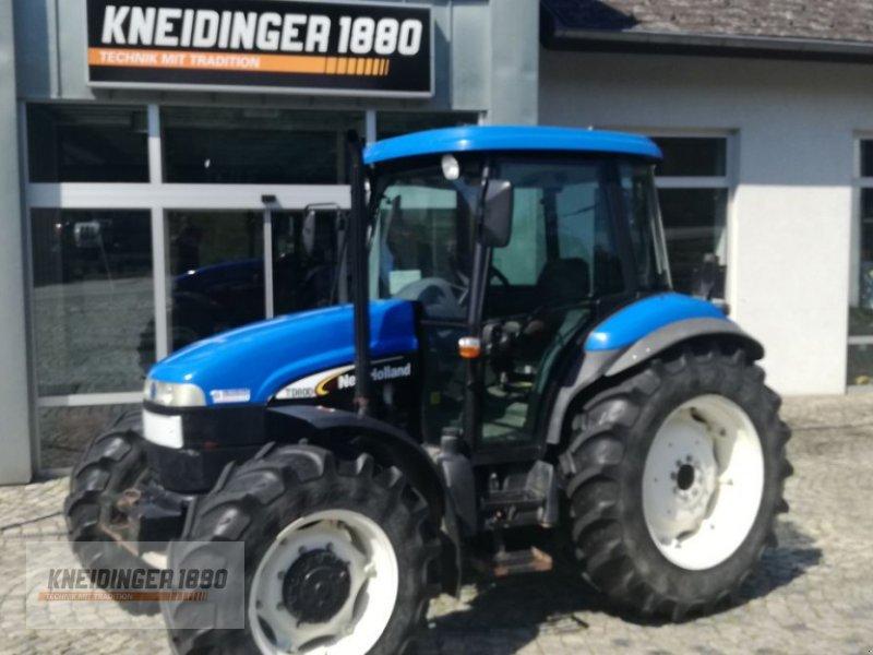 Traktor a típus New Holland TD 80, Gebrauchtmaschine ekkor: Altenfelden (Kép 1)