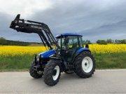 Traktor des Typs New Holland TD 85 D FRONTLADER Q 720, Gebrauchtmaschine in Bad Abbach