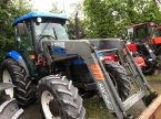 Traktor of the type New Holland TD 85 in Co. Tyrone