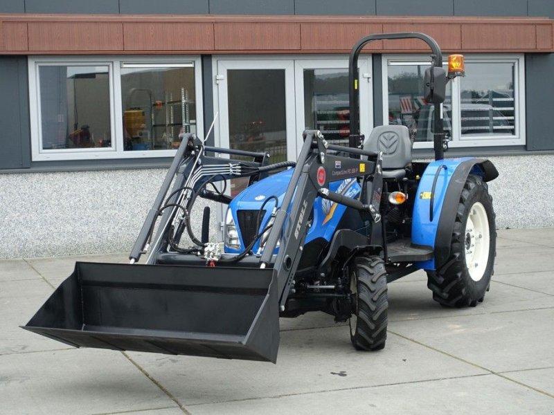 Traktor a típus New Holland TD3.50 4wd / 0356 Draaiuren, Gebrauchtmaschine ekkor: Swifterband (Kép 1)
