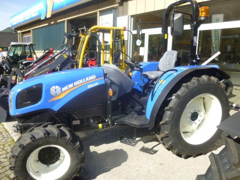 Traktor des Typs New Holland TD3.50, Neumaschine in Ebensee (Bild 1)