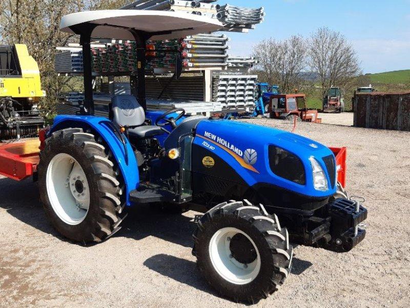 Traktor tip New Holland TD3.50, Gebrauchtmaschine in MANDRES SUR VAIR (Poză 1)