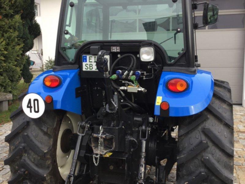 Traktor des Typs New Holland TD4.70F, Gebrauchtmaschine in Mindelstetten (Bild 2)