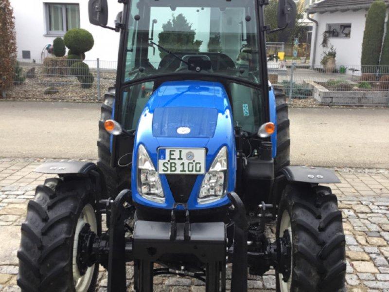 Traktor des Typs New Holland TD4.70F, Gebrauchtmaschine in Mindelstetten (Bild 3)