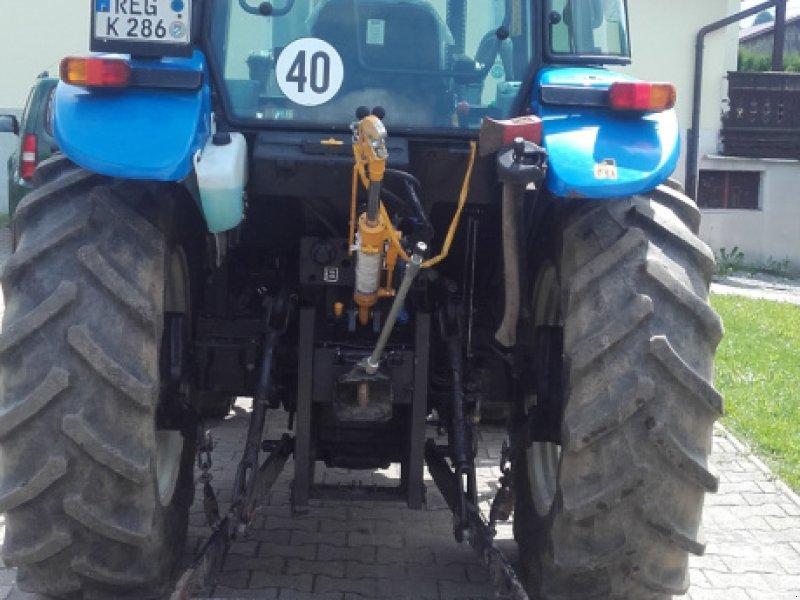 Traktor типа New Holland TD5010, Gebrauchtmaschine в Deggendorf (Фотография 6)