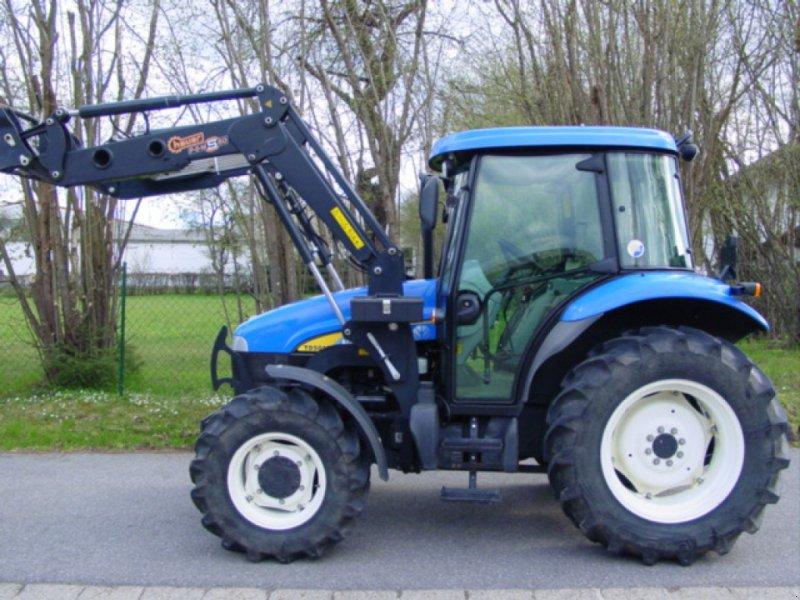 Traktor типа New Holland TD5010, Gebrauchtmaschine в Viechtach (Фотография 1)