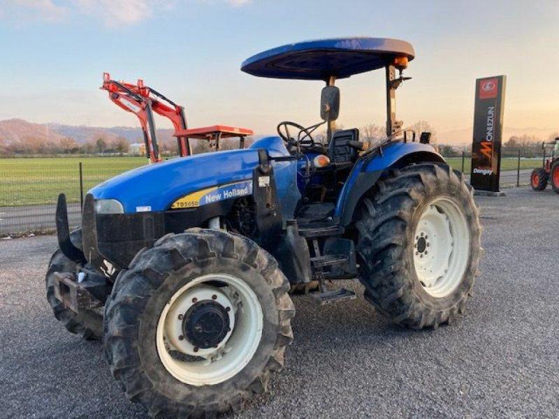 Traktor a típus New Holland TD5050, Gebrauchtmaschine ekkor: TRIE SUR BAIS (Kép 1)