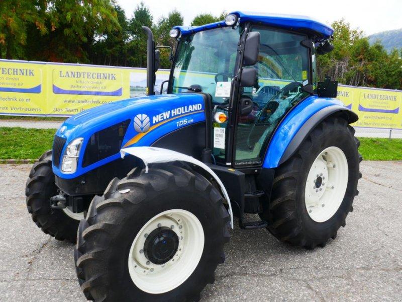 Traktor des Typs New Holland TD5.105 (Tier 4A), Gebrauchtmaschine in Villach (Bild 1)