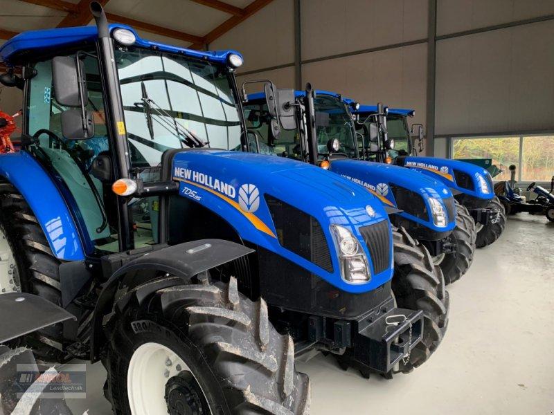 Traktor des Typs New Holland TD5.85 Ausstellungsmaschine, Neumaschine in Lichtenfels (Bild 1)