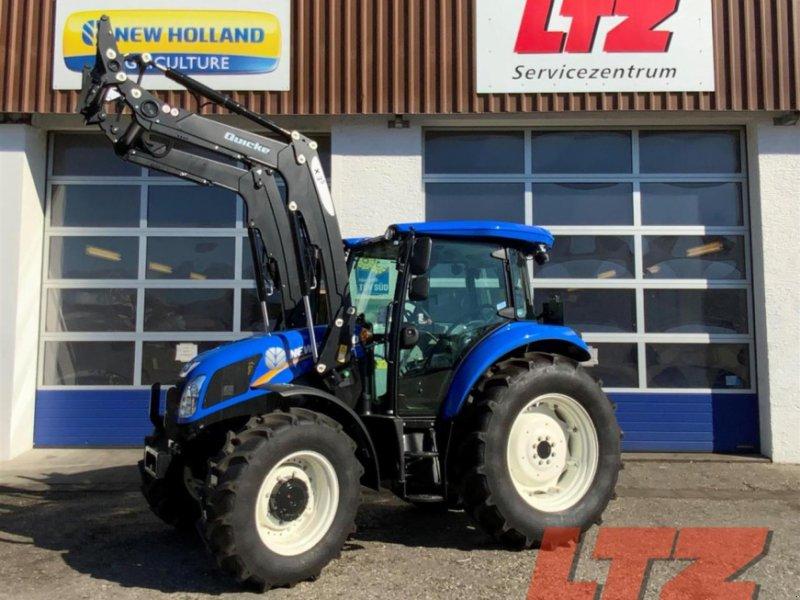 Traktor des Typs New Holland TD5.85 CAB 4WD MY18, Neumaschine in Ampfing (Bild 1)