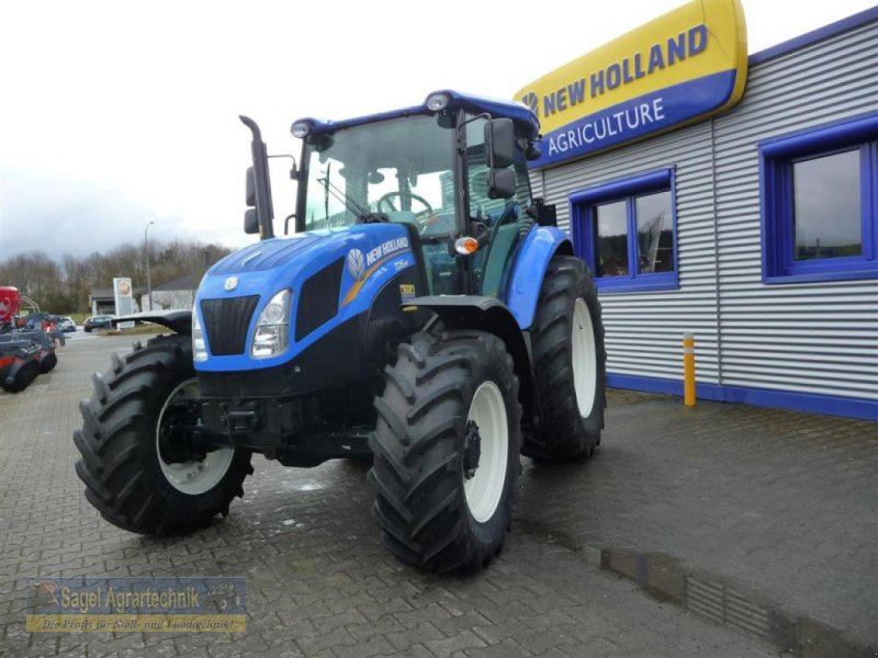 Traktor a típus New Holland TD5.85 CAB 4WD, Neumaschine ekkor: Rhaunen (Kép 1)