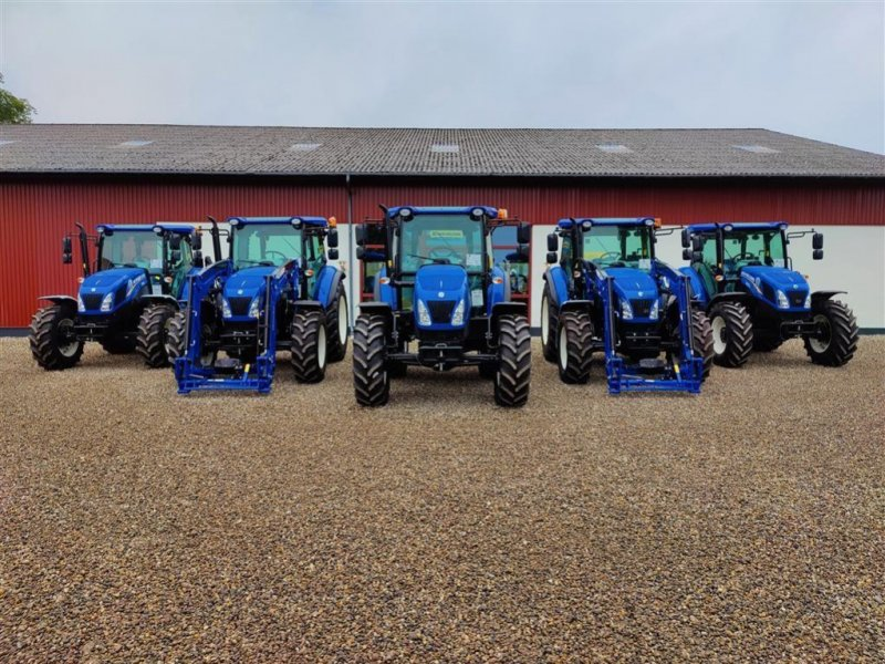 Traktor типа New Holland TD5.85 KAMPANGEPRIS, Gebrauchtmaschine в Storvorde (Фотография 1)
