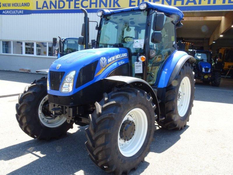 Traktor tipa New Holland TD5.85 (Tier 4A), Neumaschine u Burgkirchen (Slika 1)