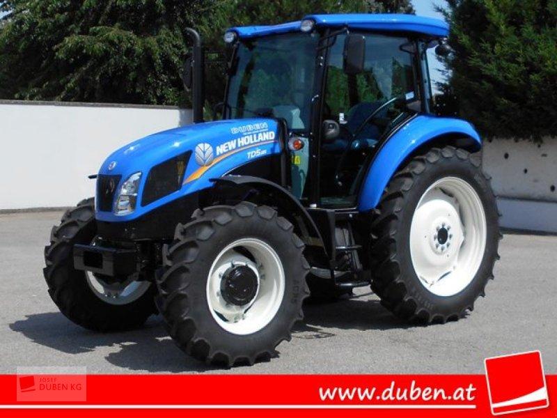 Traktor des Typs New Holland TD5.85 (Tier 4A), Neumaschine in Ziersdorf (Bild 1)
