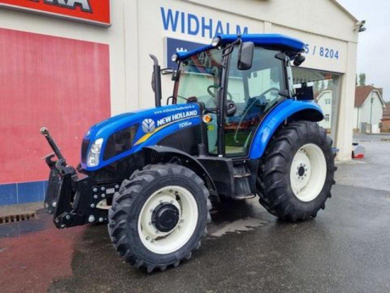 Traktor des Typs New Holland td5.85, Gebrauchtmaschine in GÖPFRITZ (Bild 1)