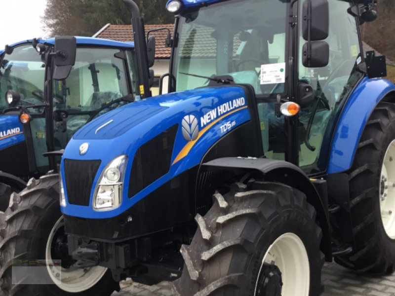 Traktor des Typs New Holland TD5.85, Neumaschine in Fürsteneck (Bild 5)