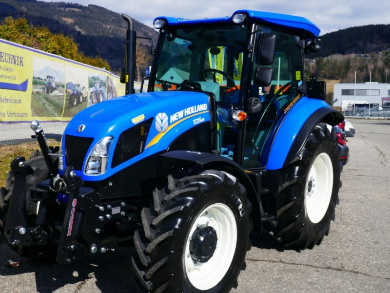 Traktor типа New Holland TD5.85, Gebrauchtmaschine в Villach (Фотография 1)