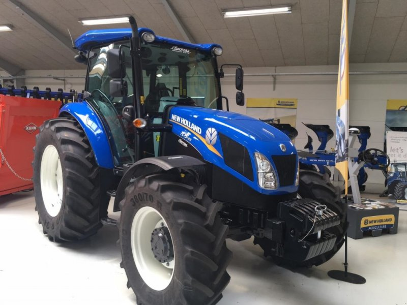 Traktor des Typs New Holland TD5.95 CAB 4WD, Gebrauchtmaschine in Farsø (Bild 1)