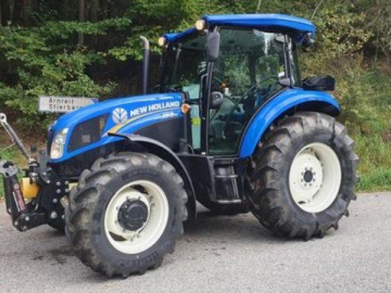 Traktor des Typs New Holland td5.95, Gebrauchtmaschine in ALTENFELDEN (Bild 1)