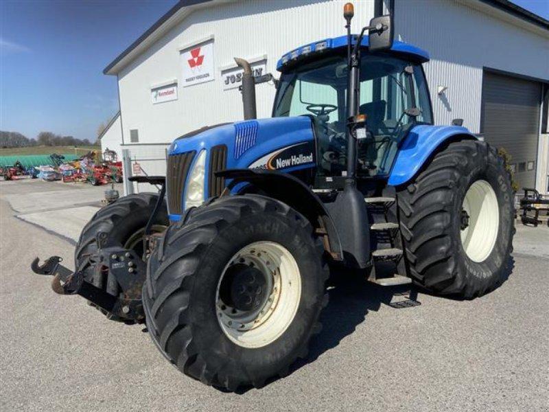 Traktor des Typs New Holland TG285, Gebrauchtmaschine in Blentarp (Bild 1)