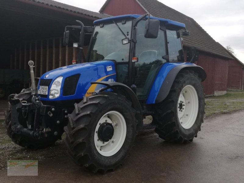 Traktor des Typs New Holland TL 100, Gebrauchtmaschine in Bad Mergentheim (Bild 1)