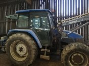 Traktor типа New Holland TL 100, Gebrauchtmaschine в CONDE SUR VIRE
