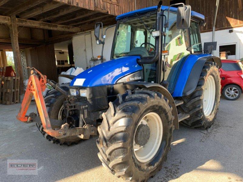 Traktor des Typs New Holland TL 100, Gebrauchtmaschine in Tuntenhausen (Bild 1)