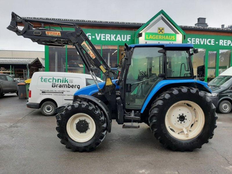 Traktor des Typs New Holland TL 80 A Turbo, Gebrauchtmaschine in Bramberg (Bild 1)