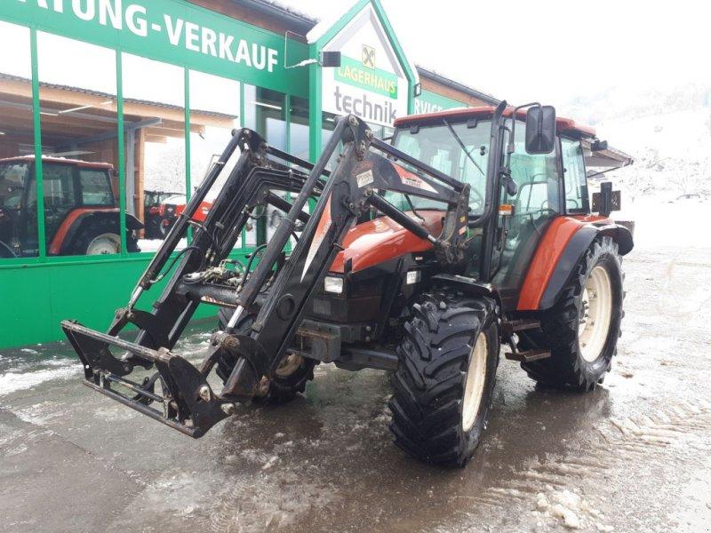 Traktor des Typs New Holland TL 80 A, Gebrauchtmaschine in Bramberg (Bild 1)