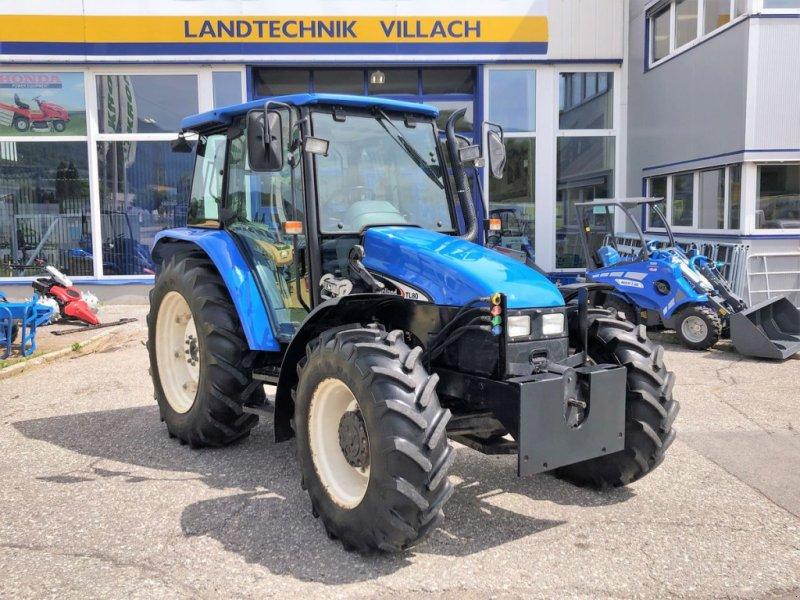 Traktor des Typs New Holland TL 80, Gebrauchtmaschine in Villach (Bild 1)