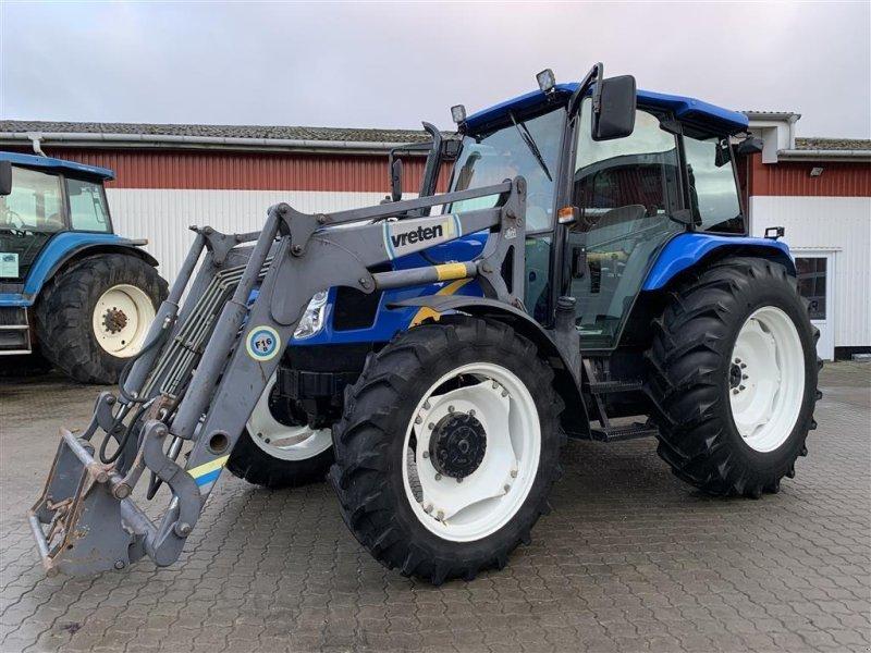 Traktor типа New Holland TL 90 A PÅ VEJ HJEM!, Gebrauchtmaschine в Aalestrup (Фотография 1)