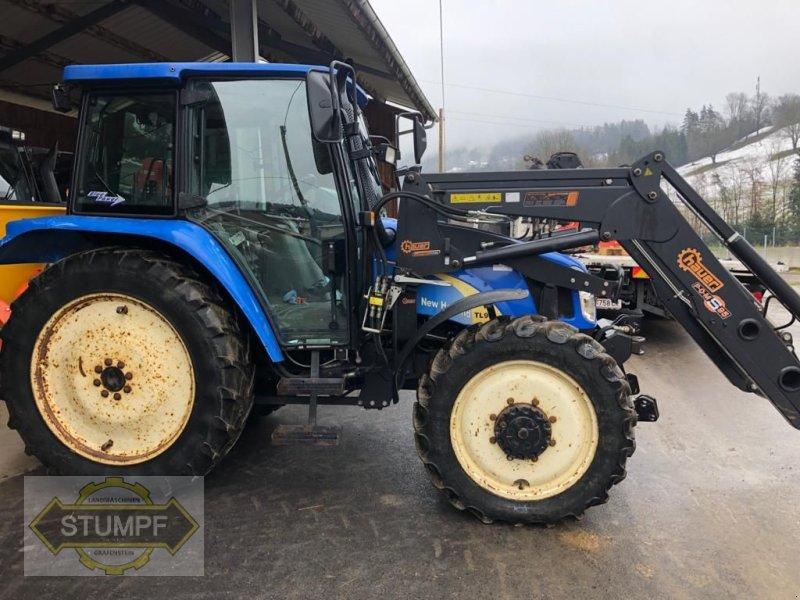 Traktor des Typs New Holland TL 90 A, Gebrauchtmaschine in Grafenstein (Bild 1)