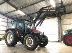 Traktor des Typs New Holland TL 90 Allrad mit Frontlader in Steinau
