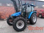 Traktor des Typs New Holland TL 90 in Ampfing
