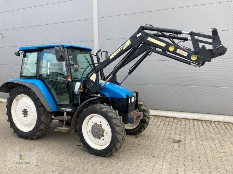 Traktor типа New Holland TL 90, Gebrauchtmaschine в Neuhof - Dorfborn (Фотография 1)