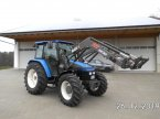 Traktor типа New Holland TL 90 в Falkenberg