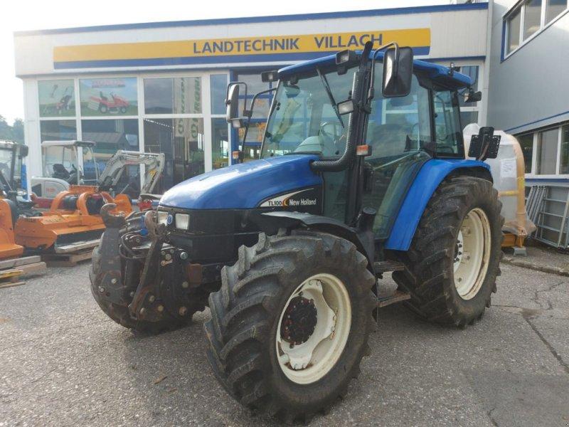 Traktor a típus New Holland TL100 (4WD), Gebrauchtmaschine ekkor: Villach (Kép 1)