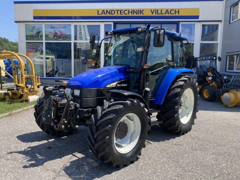 Traktor des Typs New Holland TL100 (4WD), Gebrauchtmaschine in Villach (Bild 1)
