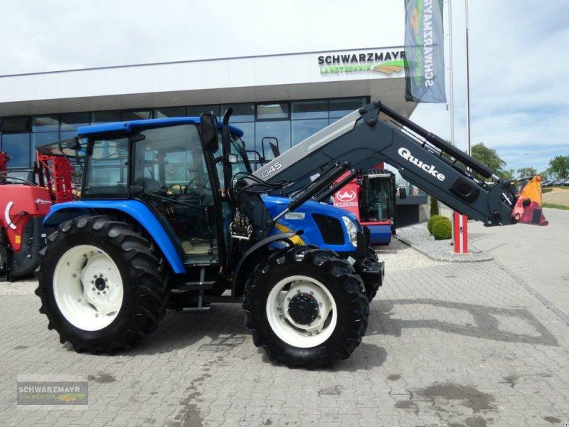 Traktor a típus New Holland TL100A (4WD), Gebrauchtmaschine ekkor: Aurolzmünster (Kép 1)
