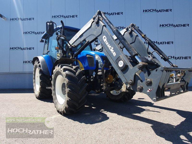 Traktor типа New Holland TL100A (4WD), Gebrauchtmaschine в Kronstorf (Фотография 1)