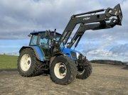 Traktor des Typs New Holland TL100A mit Frontlader, Gebrauchtmaschine in Steinau