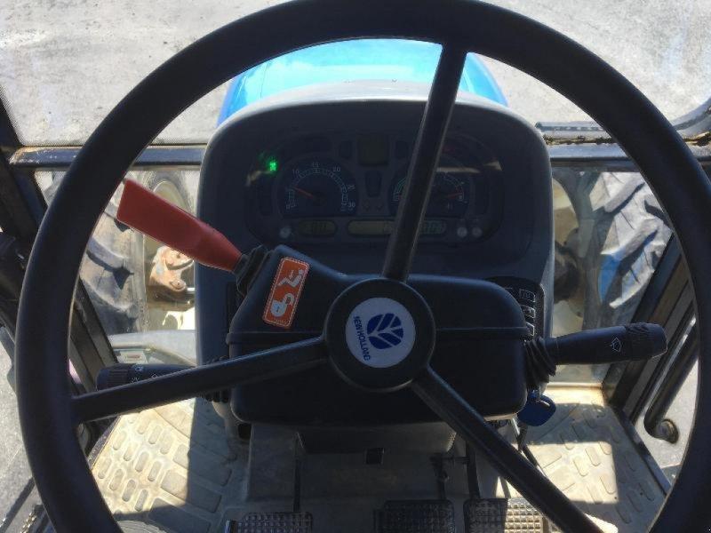 Traktor типа New Holland TL100A, Gebrauchtmaschine в Saint suplice le ver (Фотография 10)