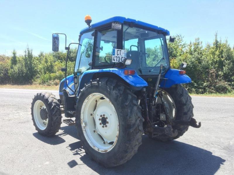 Traktor типа New Holland TL100A, Gebrauchtmaschine в Saint suplice le ver (Фотография 3)