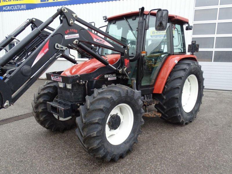 Traktor tip New Holland TL70 (4WD), Gebrauchtmaschine in Burgkirchen (Poză 1)