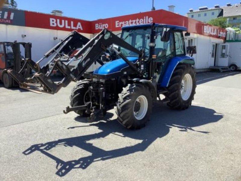 Traktor des Typs New Holland tl70 (4wd), Gebrauchtmaschine in SIERNING (Bild 1)