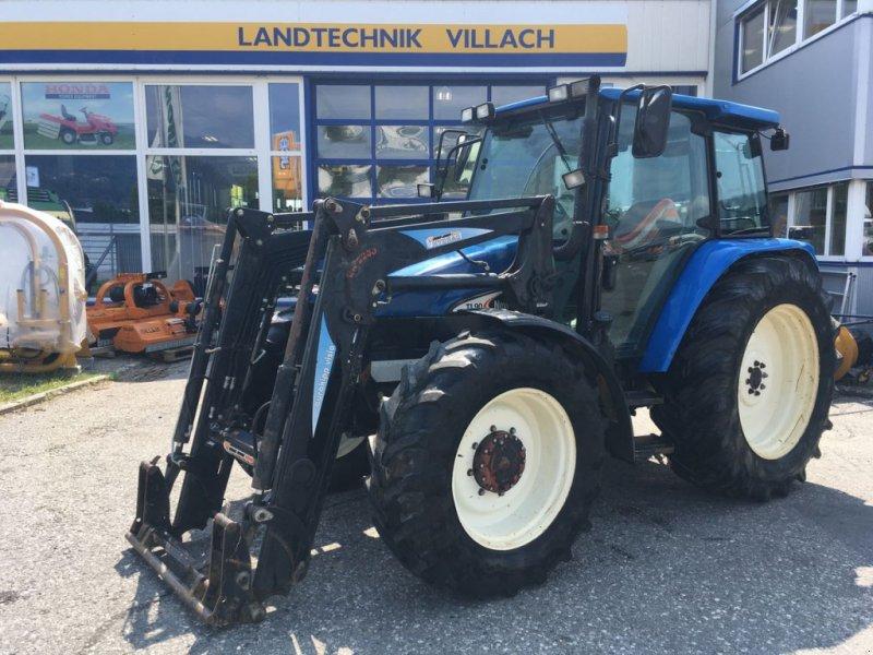 Traktor des Typs New Holland TL90 (4WD), Gebrauchtmaschine in Villach (Bild 1)