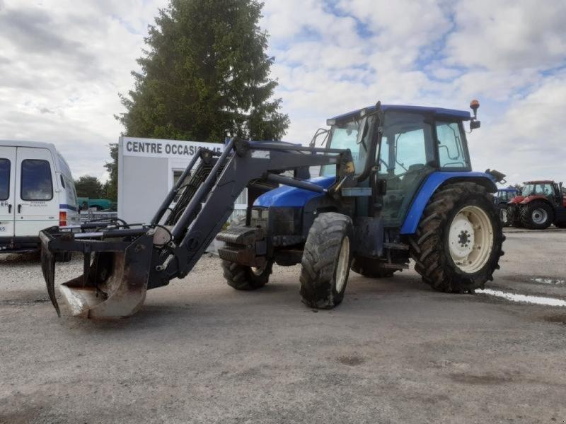Traktor a típus New Holland TL90, Gebrauchtmaschine ekkor: Bray En Val (Kép 1)