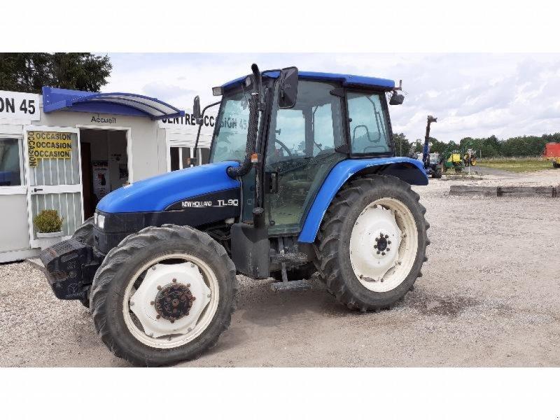 Traktor tip New Holland TL90, Gebrauchtmaschine in Bray En Val (Poză 1)